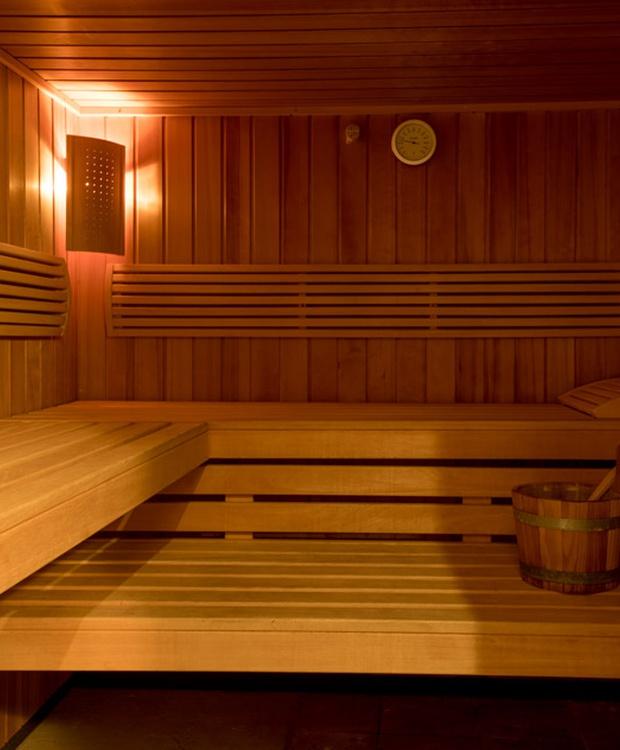 Sauna Hotel Los Geranios