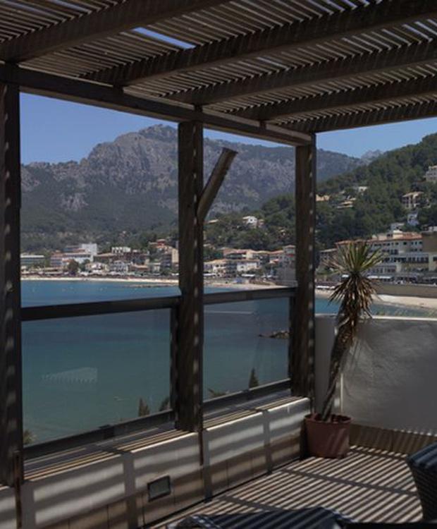 Vista Hotel Los Geranios