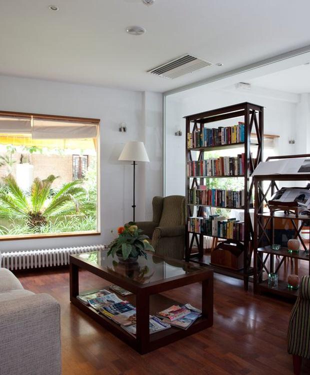 Lounge Hotel Los Geranios