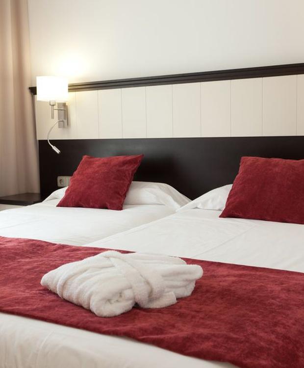 Habitación superior Hotel Los Geranios