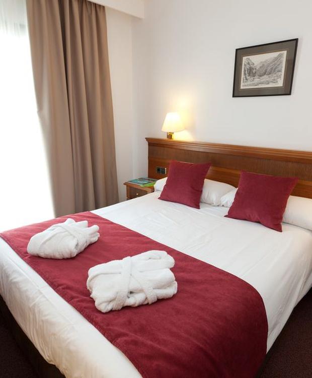 Habitación individual Hotel Los Geranios