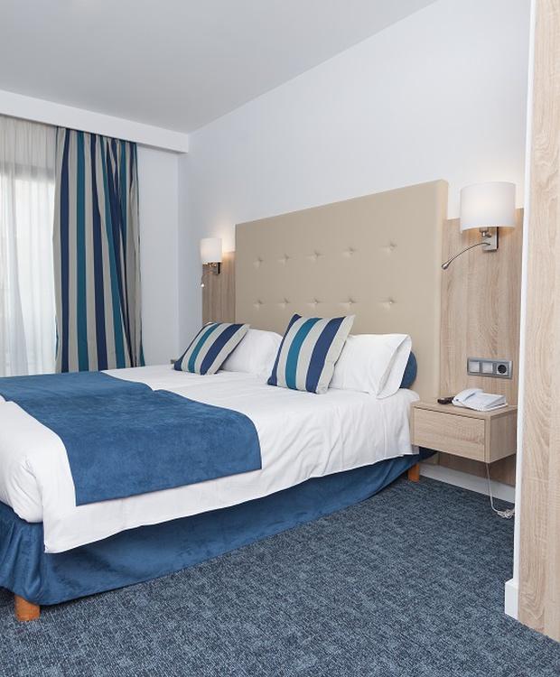 Habitación Hotel Los Geranios